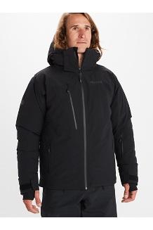 Men's WarmCube Kaprun Jacket, Black, medium