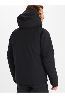 Men's WarmCube Kaprun Jacket, Black, medium