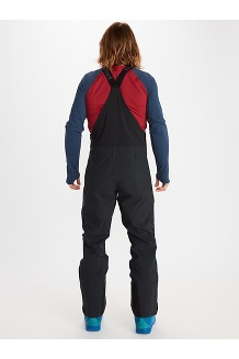 Men's Smokes Run Bib, Arctic Navy/Victory Red, medium
