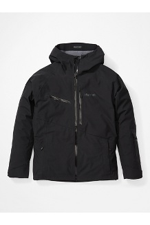Men's Rossberg Jacket, Black, medium