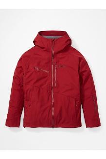Men's Rossberg Jacket, Brick, medium