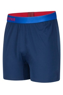 Men's Performance Boxers, Arctic Navy, medium