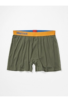 Men's Performance Boxers, Crocodile, medium
