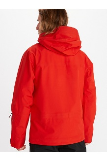 Men's Spire Jacket, Victory Red, medium