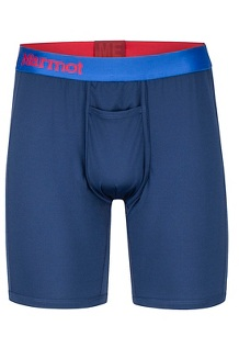 Men's Performance Boxer Brief - 8-inch, Arctic Navy, medium