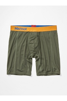 Men's Performance Boxer Brief - 8-inch, Crocodile, medium