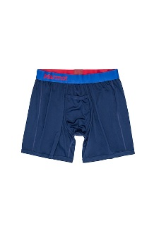 Men's Performance Boxer Brief - 6-inch, Arctic Navy, medium