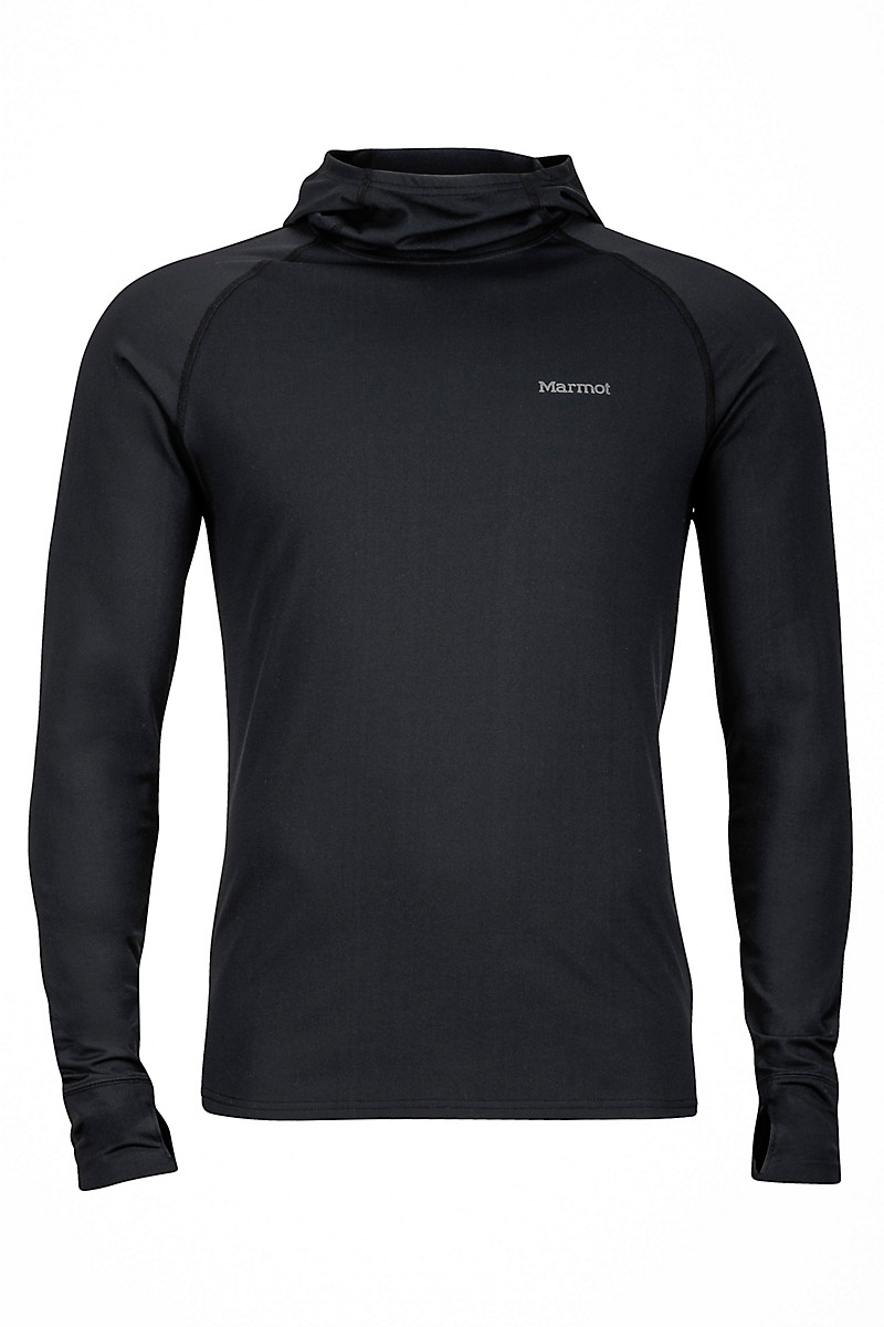 Harrier Hoody, Black, large