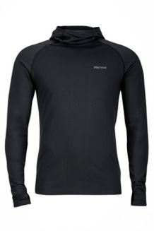 Harrier Hoody, Black, medium