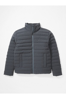 Men's Perry Jacket, Steel Onyx, medium