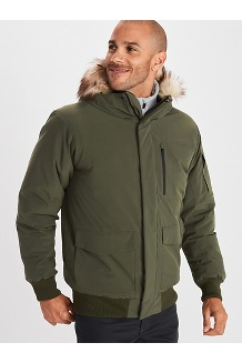 Men's Stonehaven II Jacket, Nori, medium