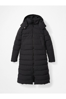 Women's Prospect Coat, Black, medium
