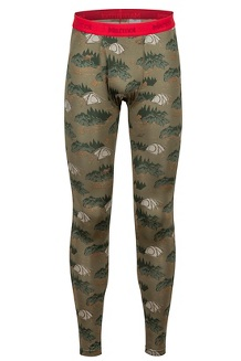 Men's Lightweight Kestrel Tights, Camping Camo, medium