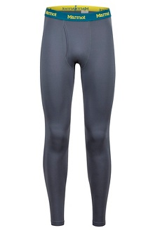 Men's Midweight Harrier Tights, Steel Onyx, medium