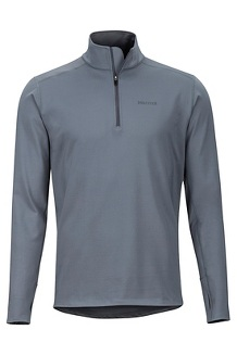 Men's Heavyweight Morph 1/2-Zip, Steel Onyx, medium