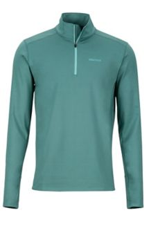 Heavyweight Morph 1/2 Zip, Mallard Green, medium