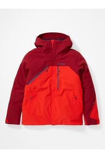 Men's Torgon Jacket, Brick/Victory Red, medium