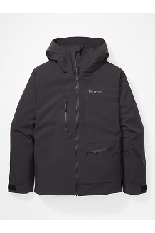 Men's Refuge Jacket, Black, medium