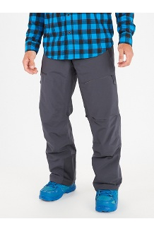 Men's Layout Insulated Cargo Pants - Short, Black, medium