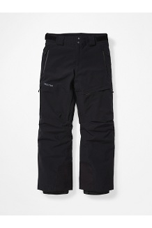 Men's Layout Insulated Cargo Pants, Black, medium