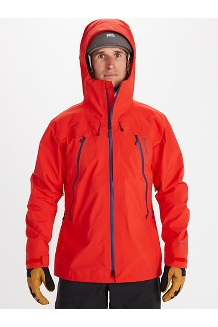 Men's Alpinist Jacket, Victory Red, medium