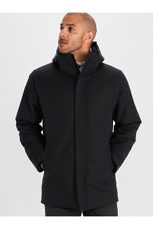 Men's WarmCube McCarren Jacket, Black, medium