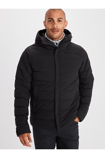 Men's WarmCube Havenmeyer Jacket, Black, medium