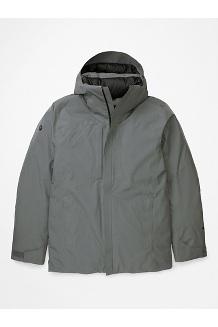 Men's Tribeca Jacket, Steel Onyx, medium