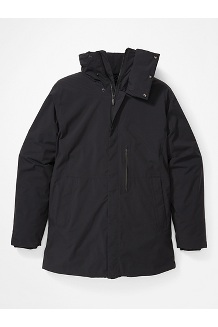 Men's EVODry Riverfront Parka, Black, medium