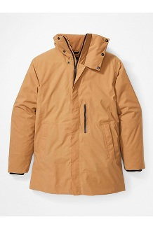 Men's EVODry Riverfront Parka, Scotch, medium