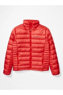 Men's Hype Down Jacket, Victory Red, medium