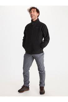 Men's Alsek Jacket, Black, medium