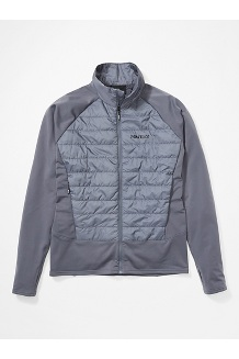 Men's Variant Hybrid Jacket, Steel Onyx, medium
