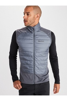 Men's Variant Hybrid Vest, Steel Onyx, medium
