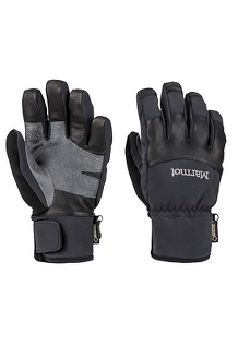 Men's Vection Gloves, Black, medium