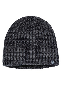 Men's Androo Beanie, Dark Steel/Black, medium