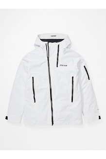 Men's Freerider Jacket, White, medium