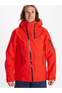 Men's Freerider Jacket, Victory Red, medium