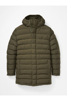 Men's Alassian Featherless Parka, Nori, medium