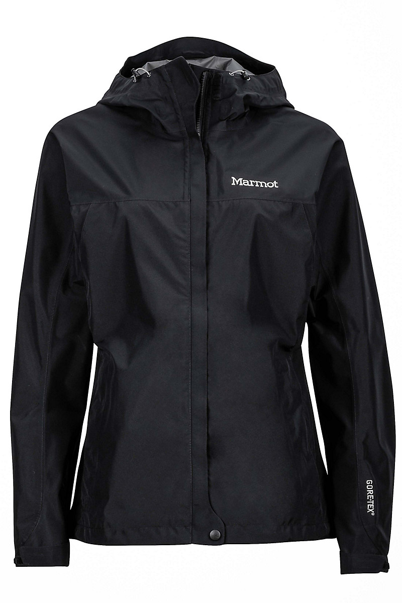 Wm's Minimalist Jacket, Black, large