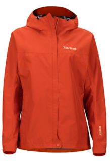 Wm's Minimalist Jacket, Burnt Ochre, medium