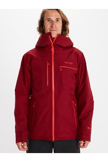 Men's Cropp River Jacket, Brick, medium