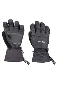 Men's BTU Gloves, Black, medium