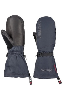 Men's Expedition Mitts, Black, medium