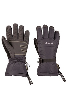 Men's Lightray Gloves, Black, medium