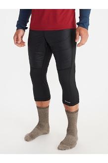 Men's Variant Boot Top Tights, Black, medium