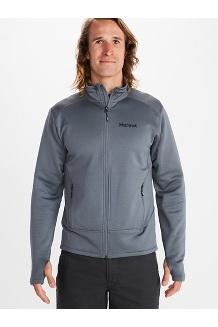 Men's Olden Polartec Jacket, Steel Onyx, medium