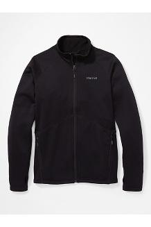Women's Olden Polartec Jacket, Black, medium