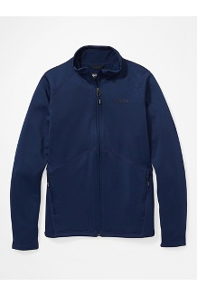 Women's Olden Polartec Jacket, Arctic Navy, medium