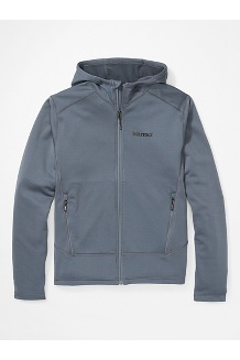 Men's Olden Polartec Hoody, Steel Onyx, medium